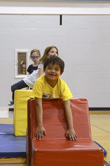 Adaptive Obstacle Course