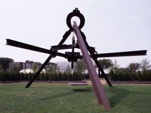 Arikidea, Mark di Suvero, 1977-1982