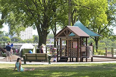 Wabun Universal Access Play Area