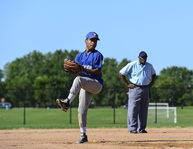 RBI Baseball Tournament
