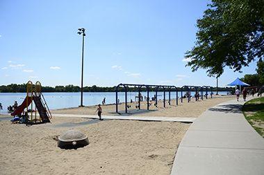 Playground & Beach