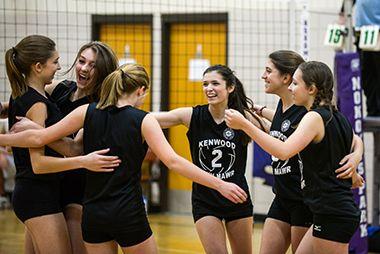 18U Youth Volleyball