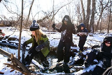Winter Wilderness Survival Class
