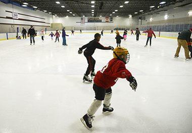 Open Skating