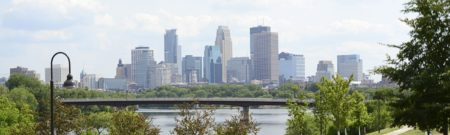 Downtown and River Views