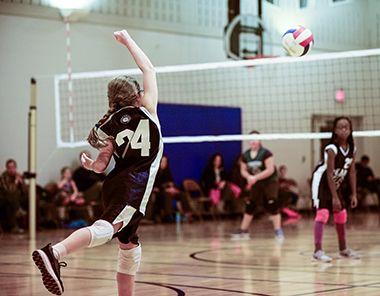 11U Youth Volleyball