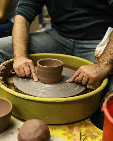 Adult Ceramics at Powderhorn