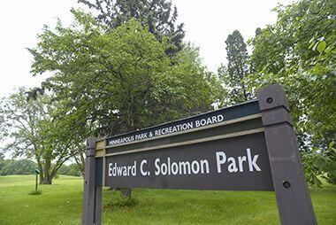 Edward C. Soloman Park