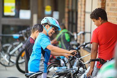 Urban Bike Camp