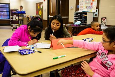 After-School Mentoring