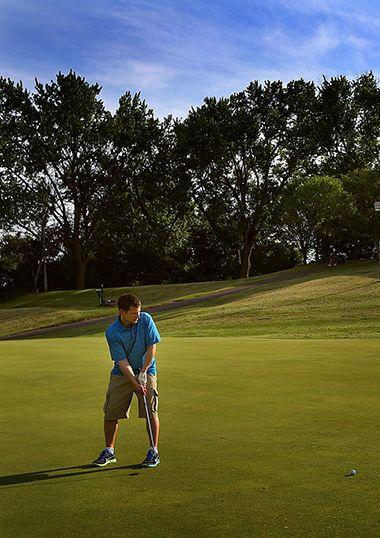 Play Golf Minneapolis
