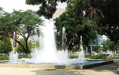 Gateway Park Fountain
