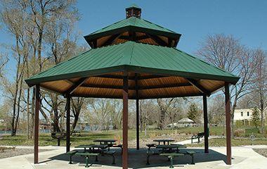 Gluek Park Picnic Shelter