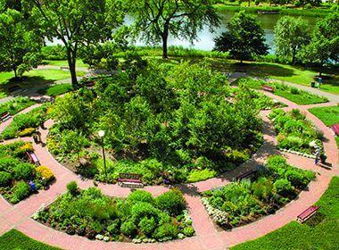 Loring Park Garden of the Seasons