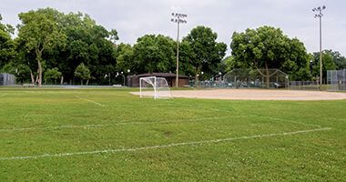 Soccer & Baseball Fields