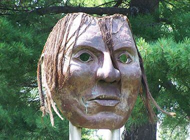 Chief Little Crow Mask