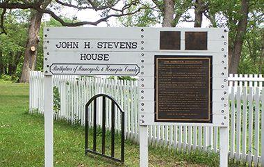 John H. Stevens House