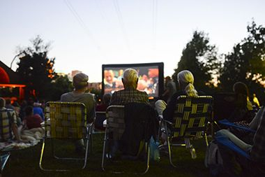 Music and Movies in the Parks 2015
