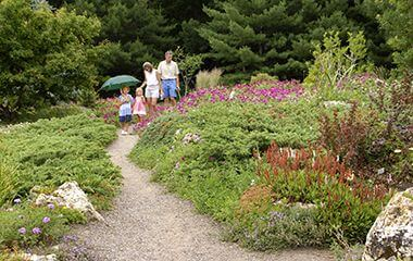 Lyndale Park Peace Garden