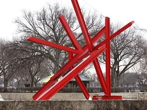 Are Years What? (For Marianne Moore), Mark di Suvero, 1967