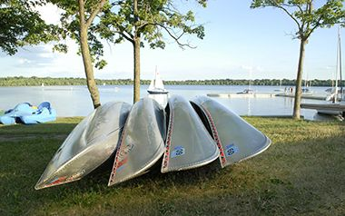Lake Harriet Canoe Rentals