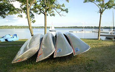 Lake Harriet Canoe Rentals