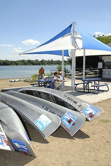 Lake Nokomis Canoe Rentals
