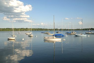 Lake Harriet Marina