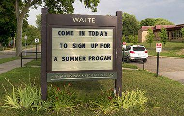 Waite Recreation Center