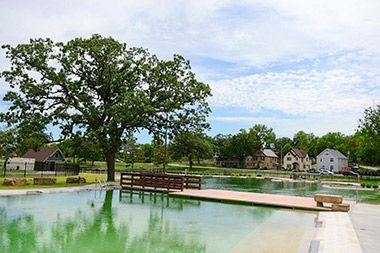 Webber Natural Swimming Pool