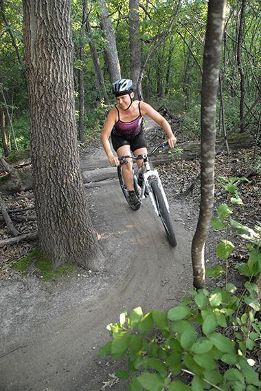Off-Road Cycling Trail