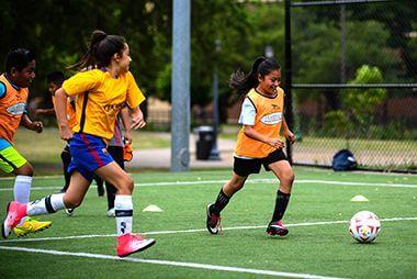 Sanneh Soccer Camp