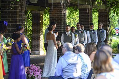 Weddings at Seven Pools