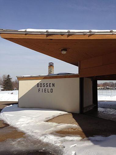 Bossen Field Park Building