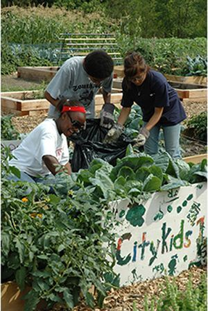 J.D. Rivers' Youth Horticulture Program