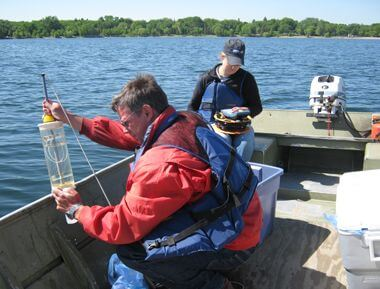 Collecting Samples with a Kemmerer