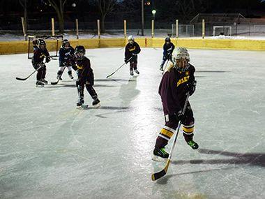 Fundamentals Hockey