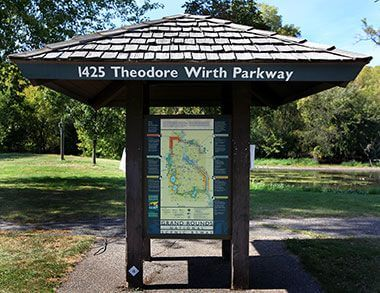 Theodore Wirth Parkway