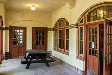 Wirth Pavilion