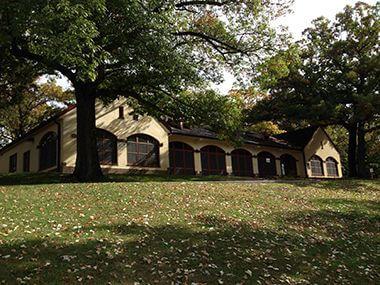 Theodore Wirth Pavilion