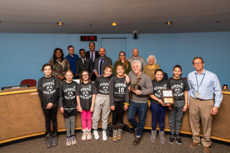 Fall Youth Sports Awards Kenwood Lakers