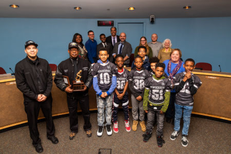 Fall Youth Sports Awards Powderhorn Football