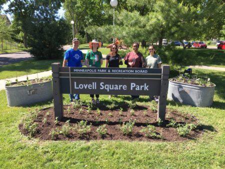 Lovell Square Park