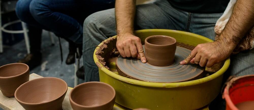 Adult Ceramics at Powderhorn Recreation Center