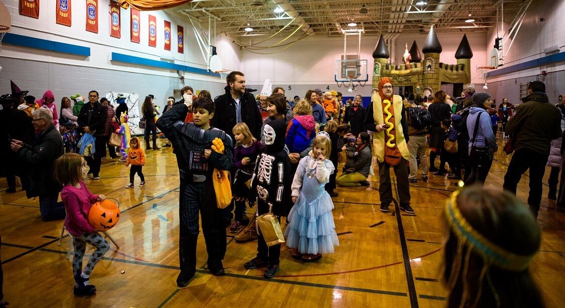 Matthews Halloween Party